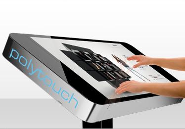 polytouch Touchdisplay Lösungen