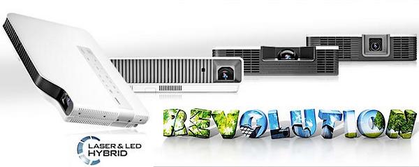 Casio Laser LED Projektor mit 20.000 Stunden Lampen Lebensdauer!