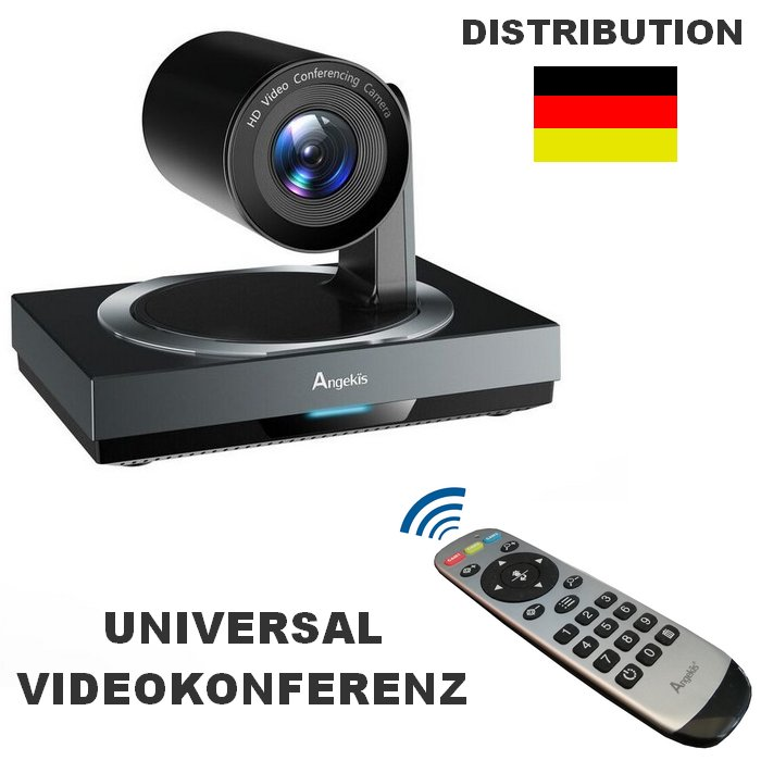 PTZ Kamera mit USB Anschluß