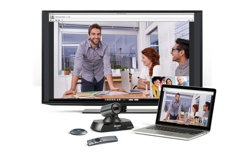 Video Collaboration Skype mit Icon Flex USB Videokamera